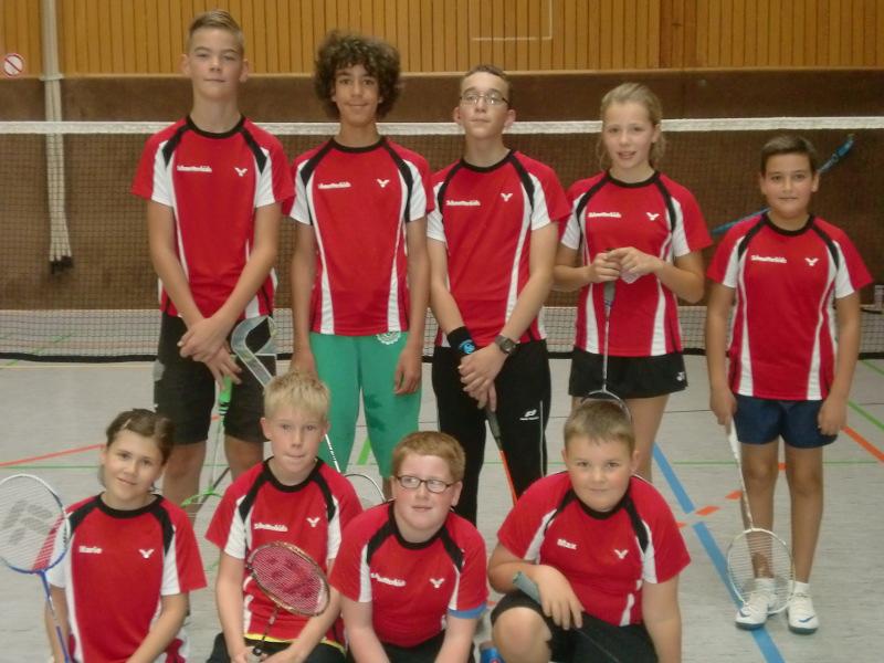 Schmetterkids - Die Werdohler Jugendmannschaft 2013/2014