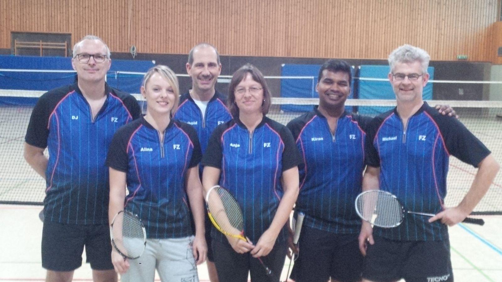 Badminton Werdohl Senioren 2015