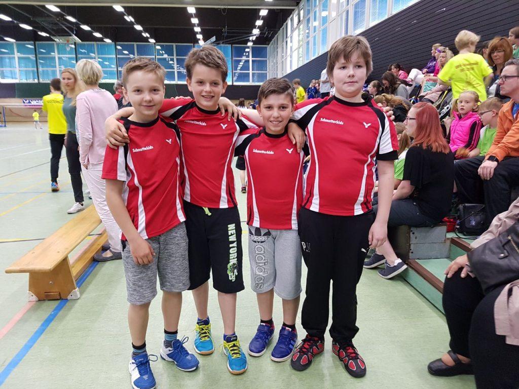 Maikäferturnier 2017 Team